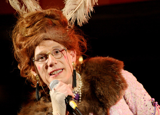 Ida Barr, Rap Singer, DJ and Hip Hop Artist