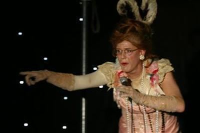 OAP Rap Singer and Disc Jockey and Hip Hop Artist Ida Barr