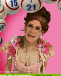 Christopher Green as Ida Barr, rap superstar