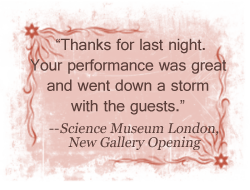 Review by the London Science Museum